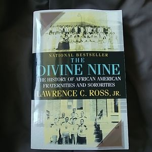 Other - The Divine Nine book